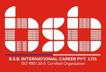 BSB International Career Pvt Ltd / B.S.B International Career Pvt Ltd is one of the leading ISO 9001:2015 certified Immigration consultancies in India working successfully for the past 14 years.