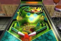 Pinball - Visuals / Flipperi visuja