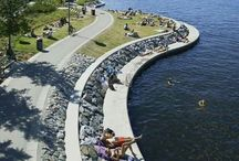 Waterfront design