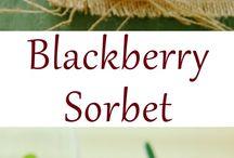 Sorbets & Ice Creams