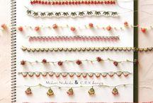 perles bordures