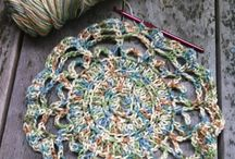 Crochet Tablecloth Patterns
