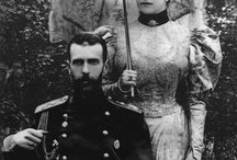 Romanov Royalty, and Russian aristocracy / by Jessi Foust