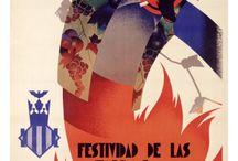 Valencia period posters