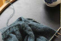 By-Bonde / Strikkeprojekter - Knitting projects