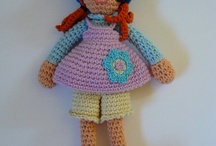 My dolls - Handmade by me