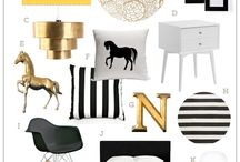 Master Bedroom / Inspiration, favorite finds and products to create the ultimate bedroom sanctuary.