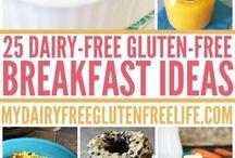 Dairy & Gluten Free