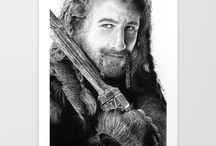 My Society6 works / This is what I sell on my Society6!