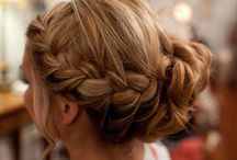 Beauty: Hairstyles, Makeup, Nails, and Skincare / by Kristen Smith
