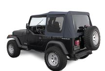 Jeep Replacement Soft Tops