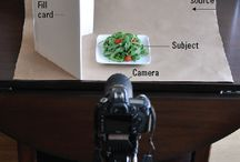 DIY - backdrop food photo