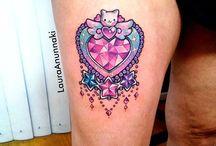 Annunaki tattoo