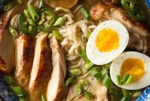 Lunch time!: Asian food