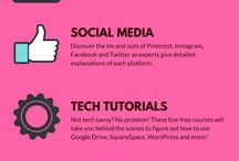 Social Media Tips: Facebook / Learn to use Facebook in the best way possible to grow your reach and help your business!