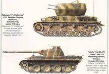 Armour & Tanks