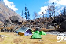 Har Ki Dun - A hotspot for eager explorers / Travel to Har ki Dun, a hotspot for eager explorers. Discover Har ki Dun Valley with GIO Adventures and witness the wonders of this place... Visit: www.gio.in/har-ki-dun-trek
