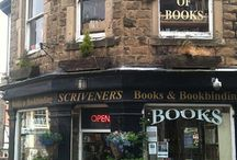 Favorite Book Stores