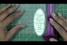 Craft tutorials and techniques