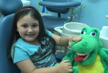 Some of our new patients lately! / We love seeing children! We start seeing kids at the age of 2!!