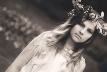 Goddess photography / Beautiful action set for photographer's, vintage photography, creative photography