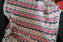 Crochet Blankets / by Becky Gilleland-Gibson