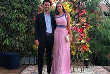 Vestido rosa Marina Ruy Barbosa