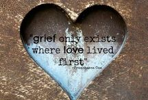 grief and moving forward