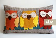 Sewing: Owls / by Lisalyn Lovell