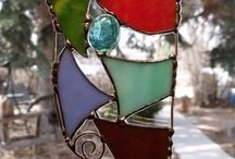 Glass ~ Stained & Sea / by Dee-Ann Lemire