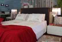 Quartos / Quartos, camas de casal, cama de criança, mesas de cabeceira, estúdios, beliche