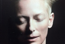 Magnificent Tilda / Tilda Swinton