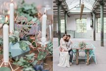 Styled Shoot - Modern Wedding