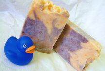 Handmade Soap / by Picklevalentine