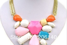 Necklaces  / by Chloe Powell