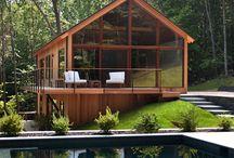 Inspirações Casas Sustentáveis