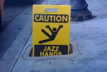 Funny Signs / Some are Really Funny and Some are Unbelievable! / by Melody