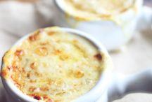 Soup / French Onion Soup