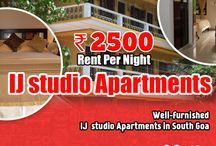 Holiday Apartments in Goa
