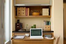 home office ideas / by Cathy Boyd