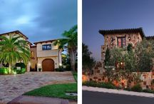 March Mansion Madness / Will it be a Poolside Jumpshot or a Hamptons Style Layup?! Pick your Favorite Style Mansion!