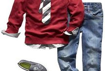 closet for the boys / things I wish I could talk my three boys into wearing