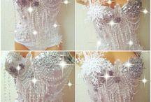Ice costume