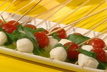 Appetizers to try / by Deana Sewald