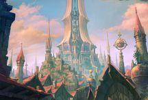Places: Castle Solas
