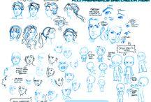 Estudos Ilustração