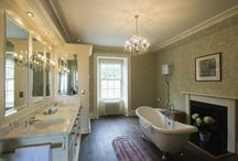 Most Beautiful Bathroom Entries / What makes a beautiful bathroom? Is it a freestanding bath with a view to die for? Or maybe it's a rainfall shower designed to relax and rejuvenate? Traditional or contemporary, you decide.  Enter here: http://www.visionsupportservices.com/style-awards/