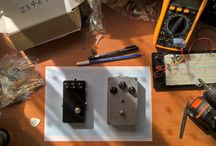 Guitar Pedals / STelectroniX custom handmade stompboxes