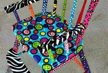 boho hipie chair