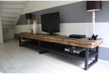 tv meubel maken